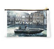 Venice! Let's Boat. Studio Pouch