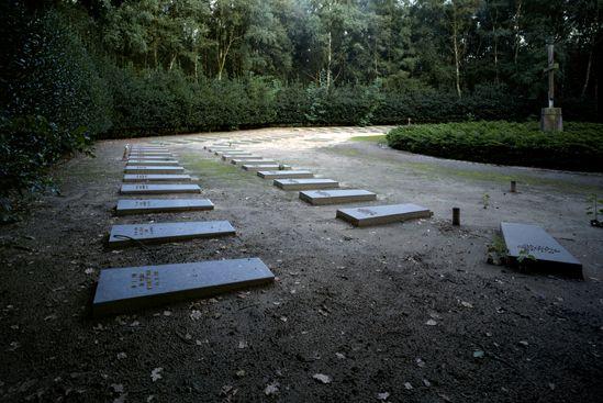 dom hans van der laan / st. benedict monastery (graveyard)