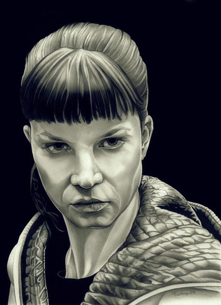 Luv Nexus 9 Blade Runner 2049 by TheNightGallery.deviantart.com on @DeviantArt