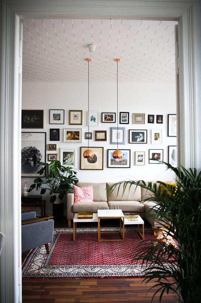 An Artful Retreat in Berlin, Germany | Design*Sponge