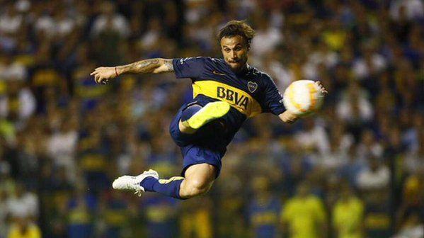 Boca Juniors - Daniel Osvaldo