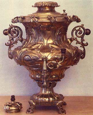 antique copper samovar - Google Search