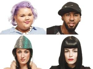 Ashley Nell Tipton, Edmond Newton, Kelly Dempsey and Candice Cuoco are the finalists of the 14th season of Project Runway. Here are our thoughts on Project Runway season 14  http://attireclub.org/2015/11/08/project-runway-season-14/