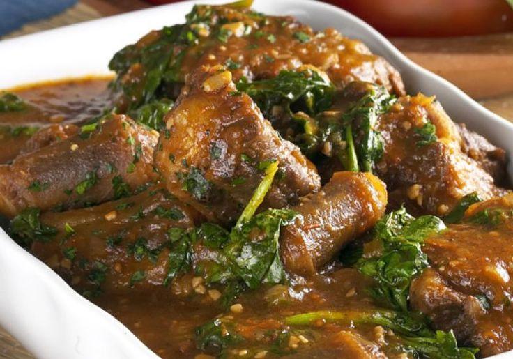 Receita de Rabada com agrião - Carne - Dificuldade: Fácil - Calorias: 523 por porção