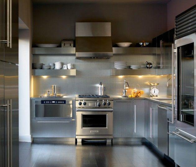 62 best ZIMMER IDEEN images on Pinterest Arquitetura, Drawing room - küchen aus edelstahl