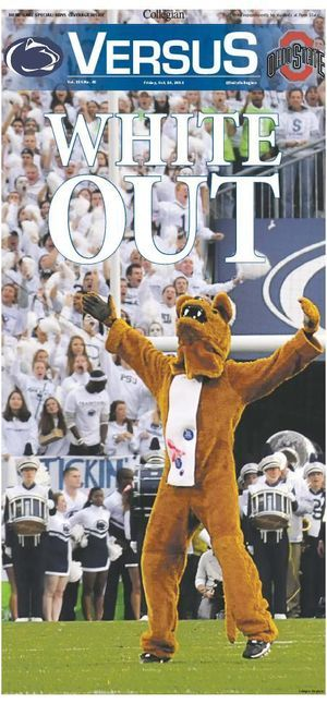 The Daily Collegian: Published Independently by Students at Penn State University