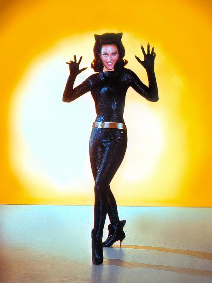 Lee Meriweather as Catwoman in 1966's Batman: The Movie