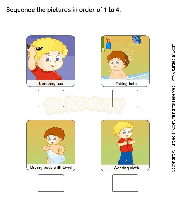 personal hygiene worksheet 5   science worksheets   grade