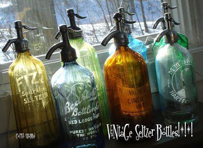 http://chippyshabby.blogspot.de/2010/12/vintage-seltzer-bottles-not-tooooo.html