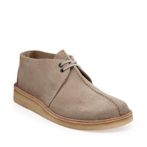 Desert Trek Core Sand Suede - Men's Oxford Shoes - Clarks® Shoes - Clarks