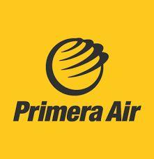 Primera Air Logo. (LATVIAN).