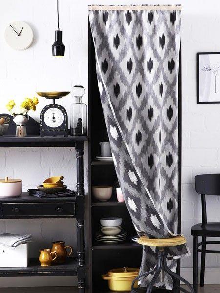 die besten 25+ selbstgemachte vorhänge ideen auf pinterest - Deko Selber Machen Wohnung
