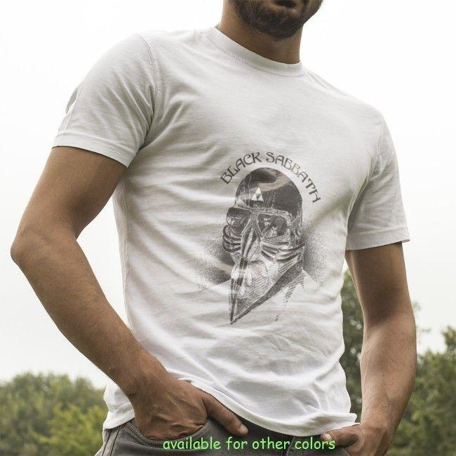 Iron Man Black Sabbat, black sabbat t shirt for Men T-Shirt, Women T-Shirt, Unisex T-Shirt - TeesCase