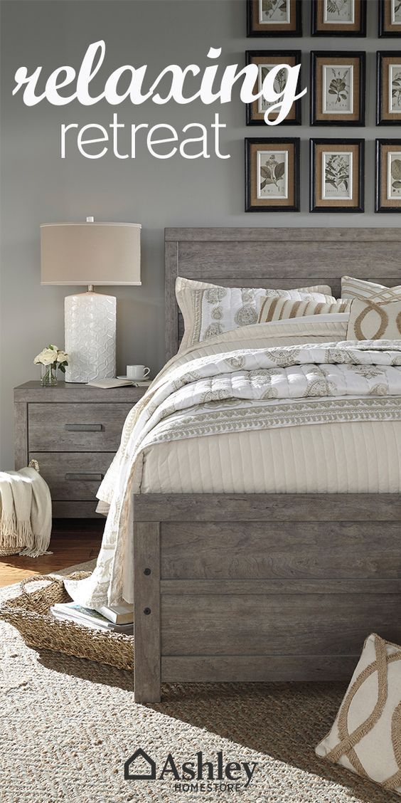 Your bedroom is a place to unwind Create a relaxing retreat with calm colors and