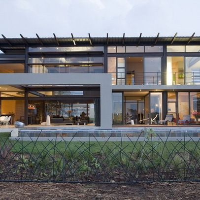 Steel Frame House Design Ideas, Pictures, Remodel, and Decor - page 16