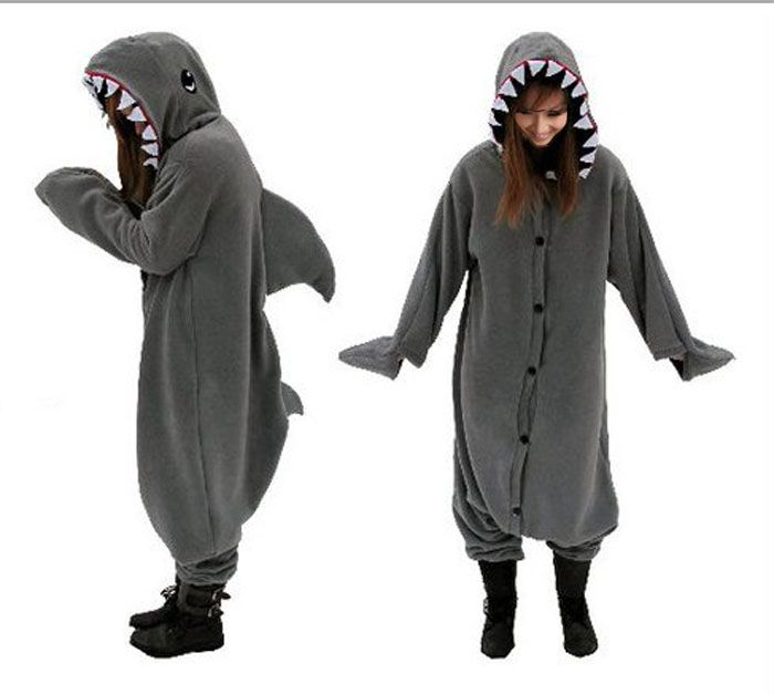 shark animal onesies adult onesies pinterest awesome