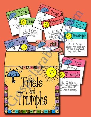 Feb. The Plan of Salvation.  Why do we have adversity?  Turn Trials into Triumphs game