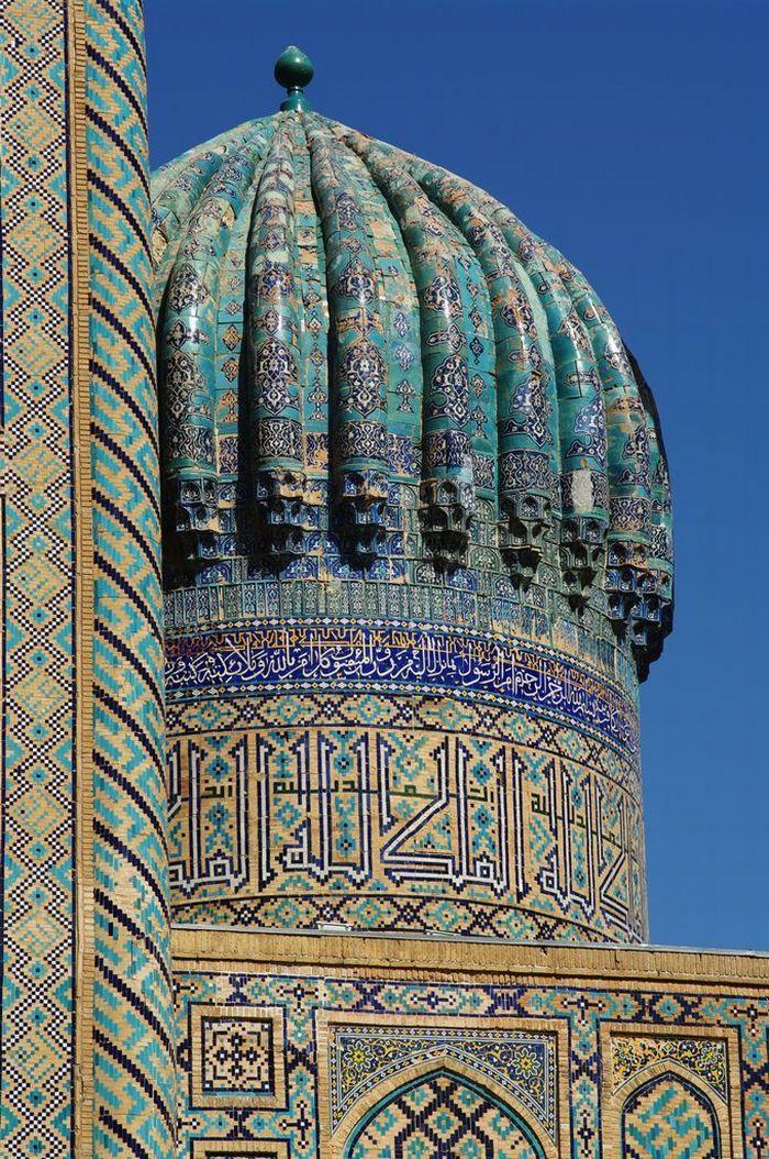 Imam (Shah) Mosque, Isfahan, Iran.