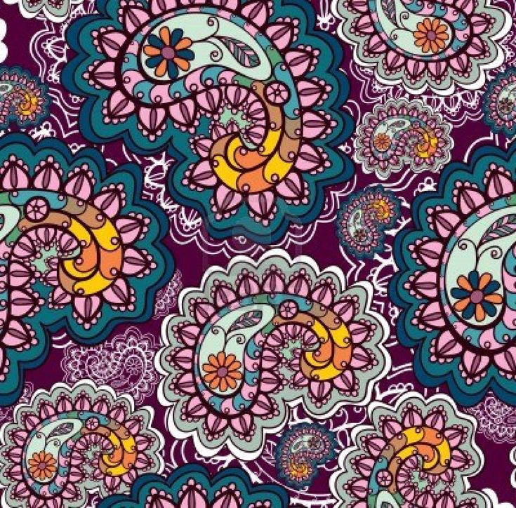 Paisley - read about my love for paisley and how it became the theme of my online shop AND my blog! :)