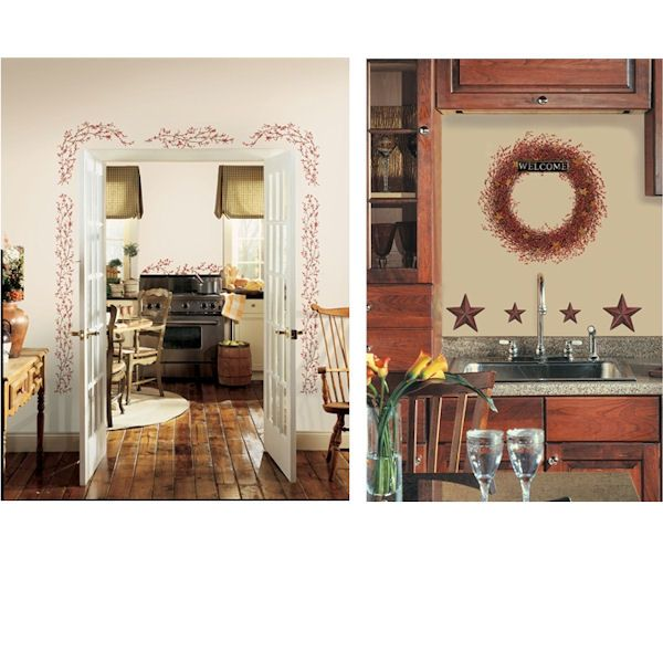 Country Theme Decal Room Package #10   Wall Sticker Outlet