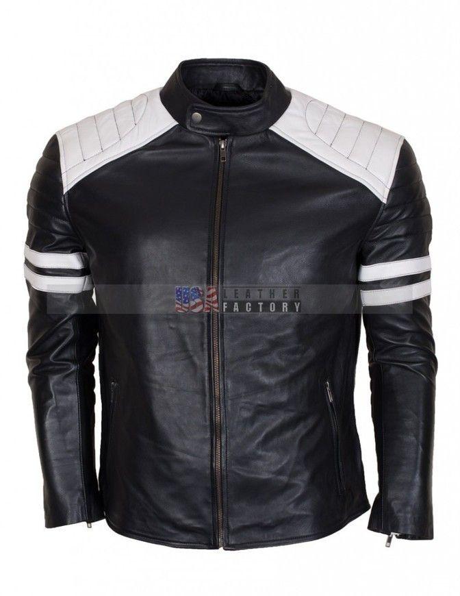 13 best Men's Leather Jacket images on Pinterest