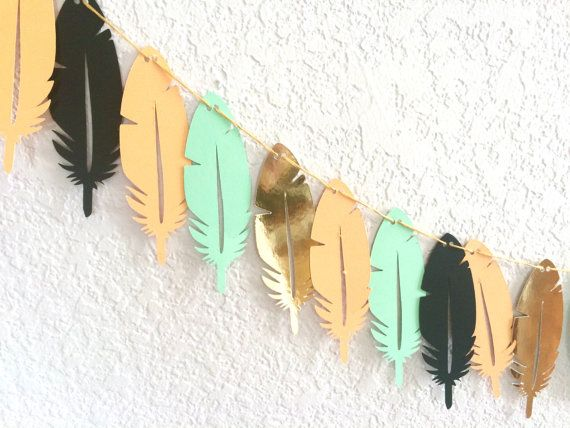 This is the perfect little garland to add to your babys nursery decor. It would also be great for a birthday party, wedding or baby shower! Get 24