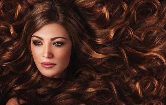 capelli castani naturali - Cerca con Google