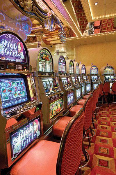 Classic casino test
