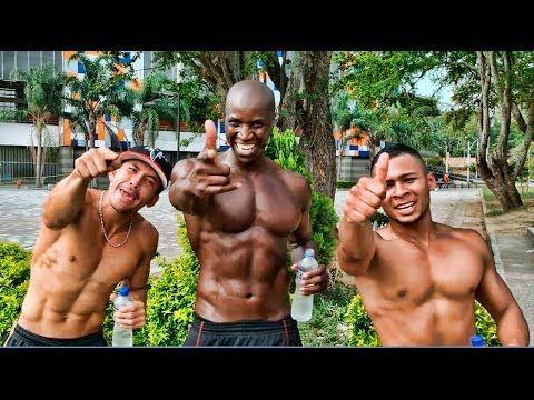 Fuerza, energía y actitud!!! TURBOFAUSTO HIIT CARDIO TABATA - YouTube
