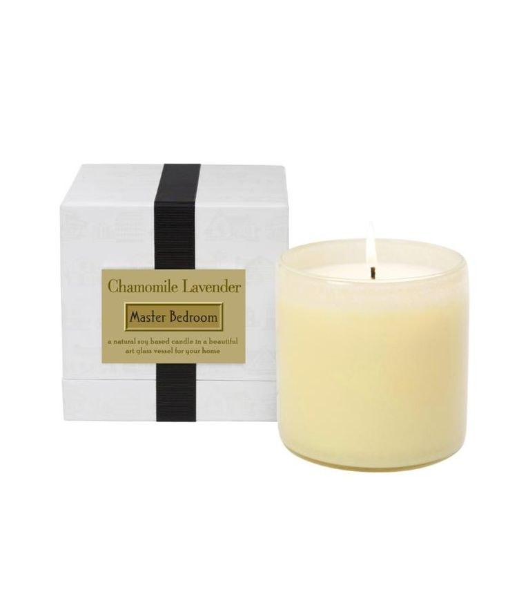 LAFCO Chamomile Lavender Bedroom Candle: $65.00