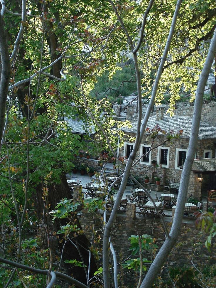 Makrynitsa village at Mount Pelion ~ Greece