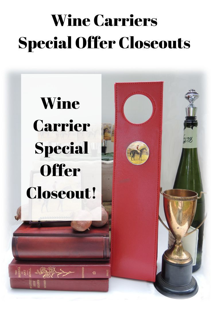 Beverage Carrier Set Of 6 Red Wine Gifts Leather Wine Carrier Wine Carrier