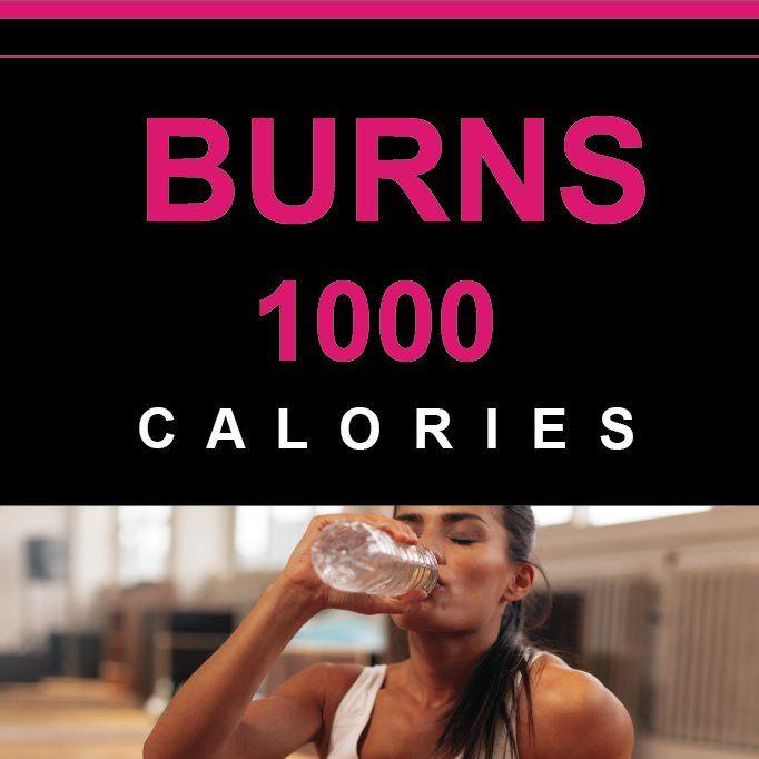 Burn More Calories Not Runnning: 25+ Best Ideas About Burn 1000 Calories On Pinterest
