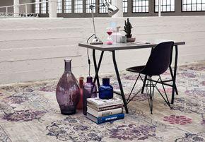 Tapijt Bonaparte Vintage - Stoer tapijt met trendy patronen - €168,- inclusief leggen*