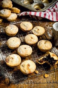 Great British Bake Off Mince Pies