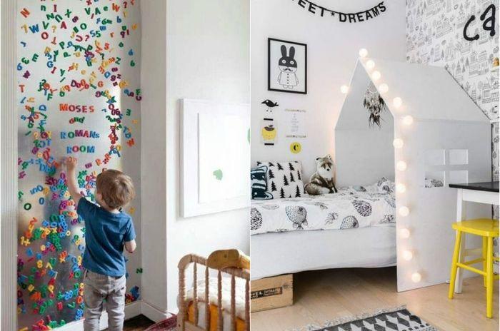 10 крутых идей для детской, на которые стоит взглянуть каждому родителю
