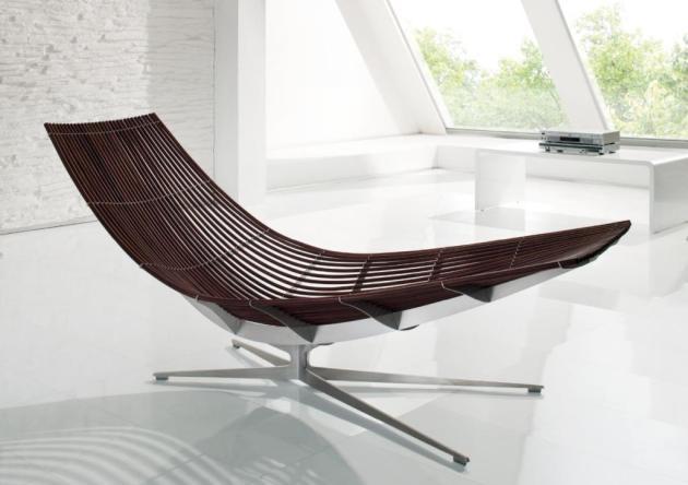 Relaxer SI-01. Designed by Antoine Fritsch & Vivien Durisotti. Flechtatelier Schütz.