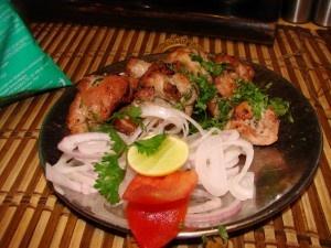 Try Pind Balluchi Punjabi restaurant in Delhi.