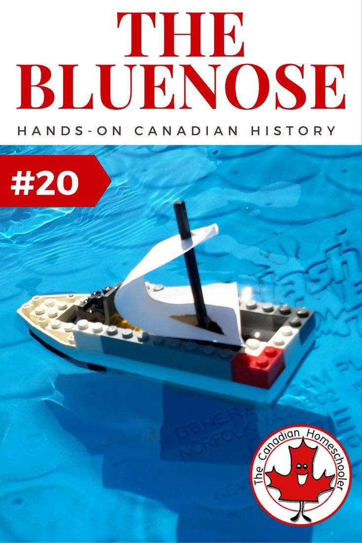 Hands-On Canadian History: The Bluenose