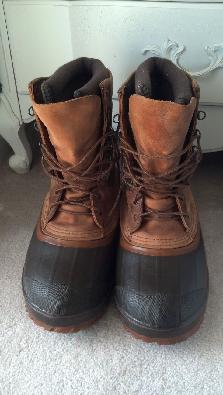 LaCrosse Ice King Thinsulate Boots Size 9