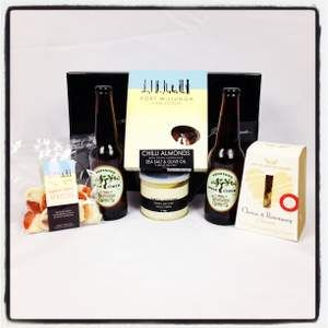 """Our """"Barossa's Delight"""" will surely tempt the taste buds of the Cider lover! A perfect little package that is really perfect for Uno!!! At $60, you probably could share... http://www.justcorporate.net.au/gifts/browse-by-style/beer/barossa-cider-delight/"""