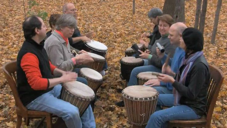"This is the trailer for ""Gentle Djembe for Beginners Volume 2: Deepening the Groove,"" available as a DVD or a download at http://www.dancinghands.com. Create..."