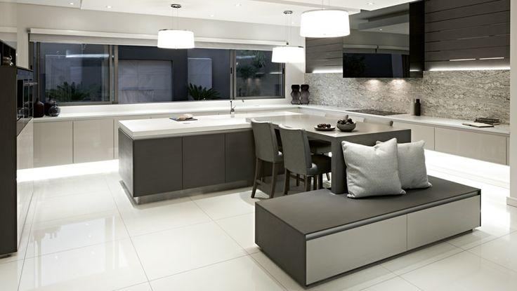 blu_line | functional kitchen design #modernkitchen