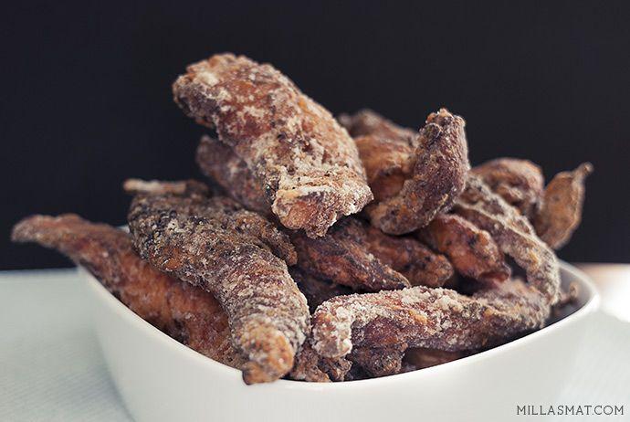 Japansk fritert kylling