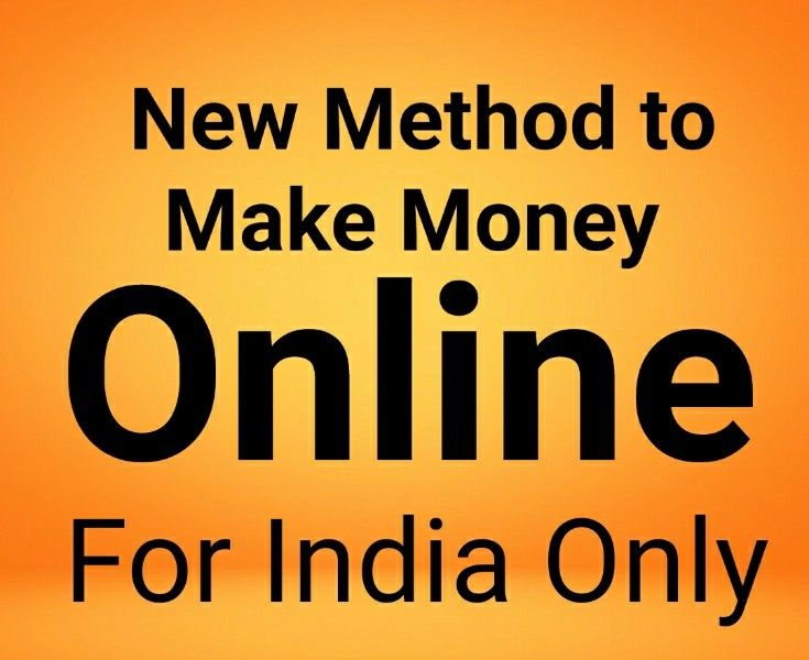 How To Earn Extra Money Online In India