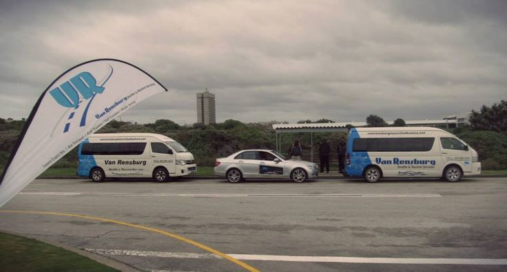Van Rensburg Shuttle & Tours specialises in transporting people to various destinations. 22 Somerset Street, 083 808 0930.