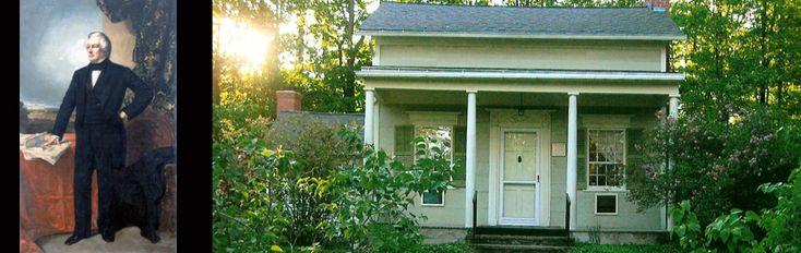 Millard Fillmore House--Presidents: A Discover Our Shared Heritage Travel Itinerary, East Aurora NY