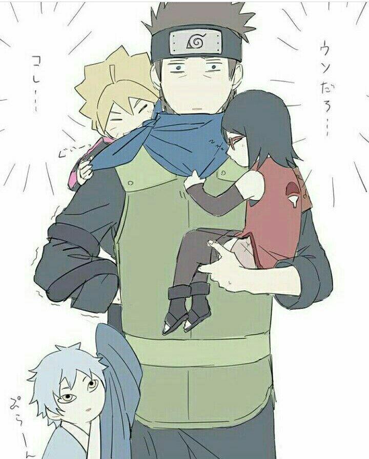 Sosmed Konoha Dan Kawan Lainnya Anime Naruto Naruto Uzumaki Gambar Karakter