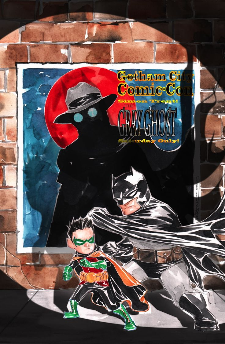 BATMAN: LI'L GOTHAM #9  Written by DEREK FRIDOLFS and DUSTIN NGUYEN  Art and cover by DUSTIN NGUYEN  On sale DECEMBER 11 • 32 pg, FC, $2.99 US • RATED E • DIGITAL FIRST  When Batman and Robin chase the cunning Clayface into Gotham City's biggest Comic-Con, they run into security, other heroes, and trouble! And on Labor Day, Jenna Duffy—carpenter to Gotham City's criminal class—takes the day off. But will interruptions doom her personal project?