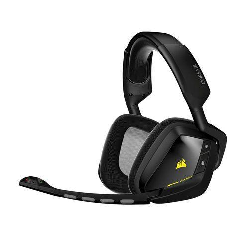 Corsair CA-9011132-EU Gaming VOID Wireless USB sans fil Casque Gaming PC Confortable-Noir
